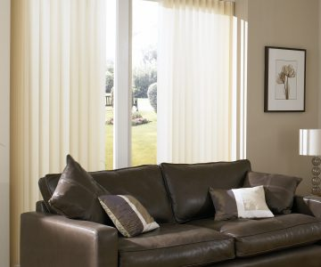 Avensis_Beige vertical blinds