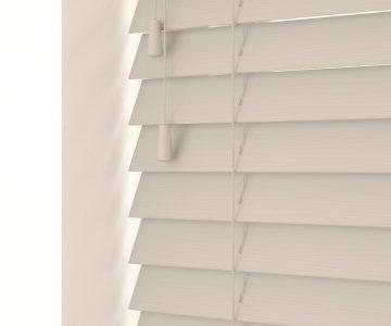 Faux wood Venetian blinds Gravity FG